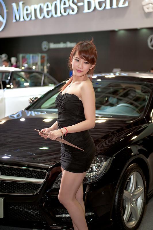 2014台北車展 show girl,53
