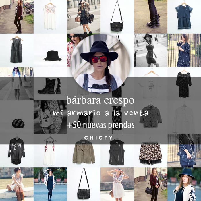 chicfy amario de barbara crespo shop on line ropa al mejor precio