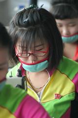 Portrait of a Textile Worker