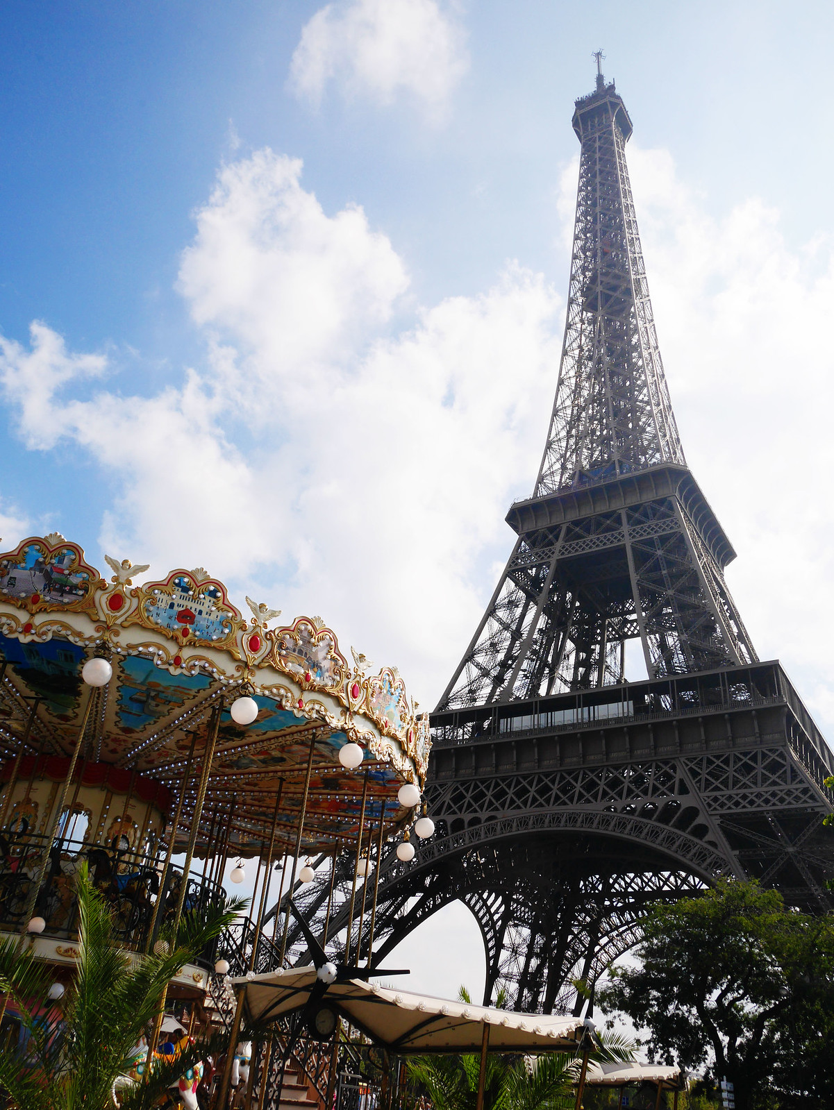 tourist attractions paris