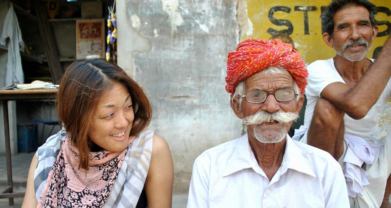 405 way to Merta. Peoples of desert in Rajasthan (25)