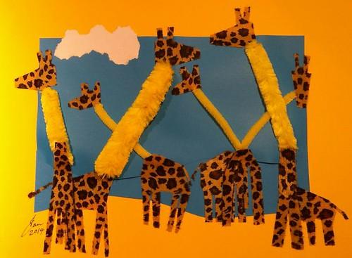 Week 38 Giraffe IV