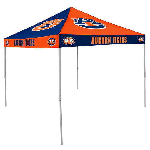 Auburn University Tigers Checkerboard Tailgating Tent