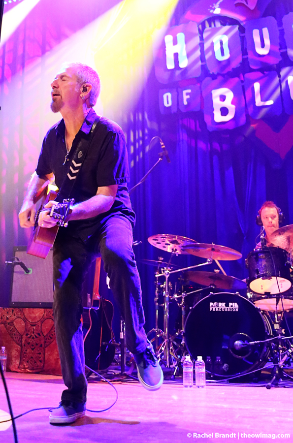 Young Dubliners @ House of Blues, San Diego 9/18/14