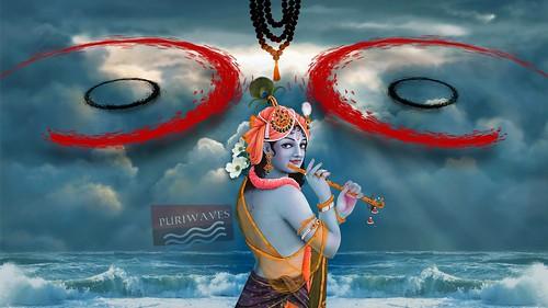 Jaya Krishna Mukunda Murari Namo Namo