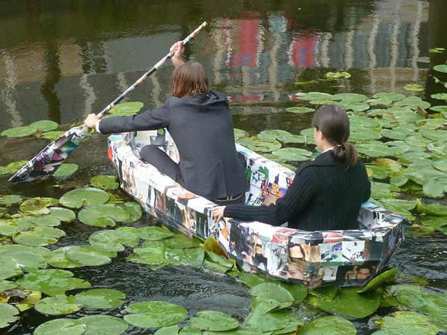 Paperboat 3