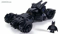 Jangbricks BVS Batmobile!