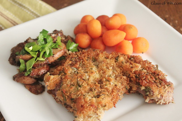 Homecooking: Lamb Milanese