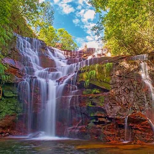 Cachoeira do Lajeado. #jalapao #pontealta #tocantins