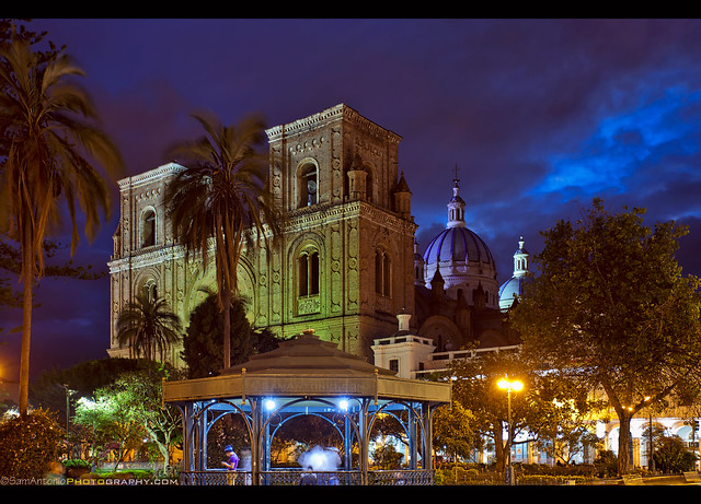 Cuenca Cathedral and Main Plaza