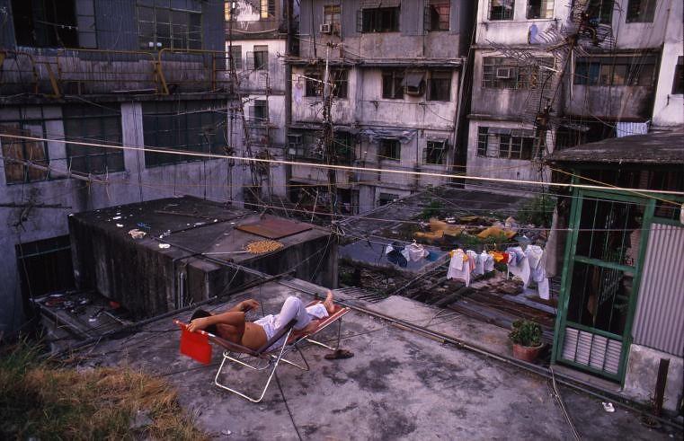 城市文化/消逝的黑暗三不管之城:九龍城寨4