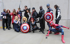 New York Comic Con 2016 - Marvel