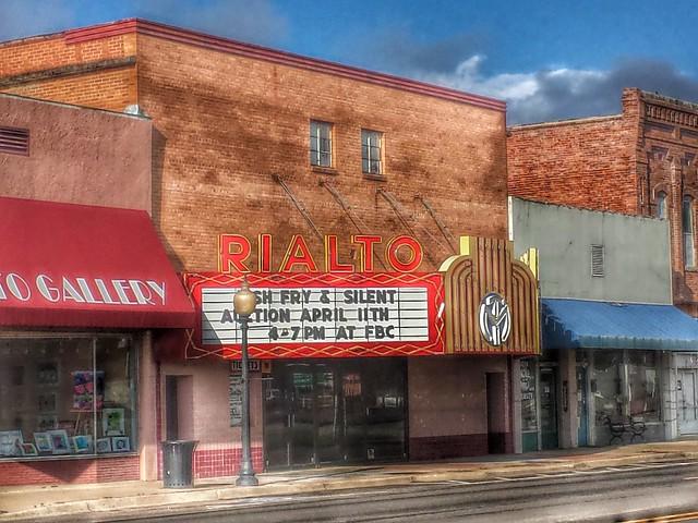 Rialto Theatre- Morrilton AR