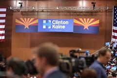 Hillary Clinton sign