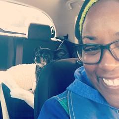 Drive thru with my favorite girl on her 3rd #gotchaday #shewantedacherrylimeade #cherstagrams