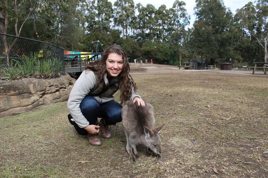 Jugan, Ashleigh; Sydney, Australia - Orientation Week Part 1! - Joey