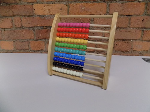 A Wooden Abacus