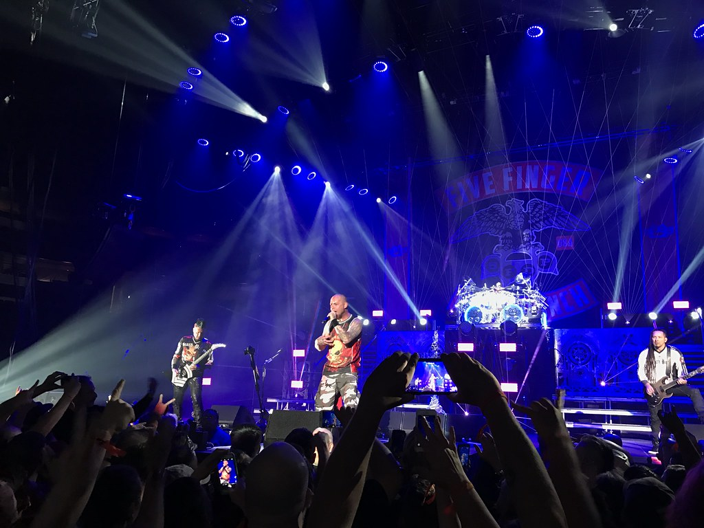 Five Finger Death Punch @ Denver