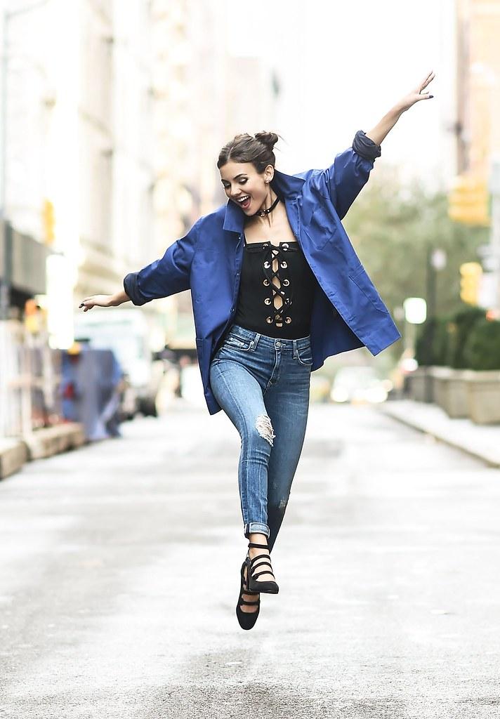 Виктория Джастис — Фотосессия в Нью-Йорке 2016 – 44