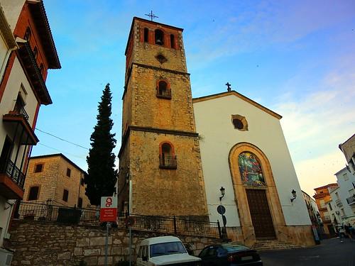 <Iglesia Ntra. Sra. Asunción> Beas de Segura (Jaén)
