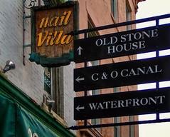 Georgetown Signs