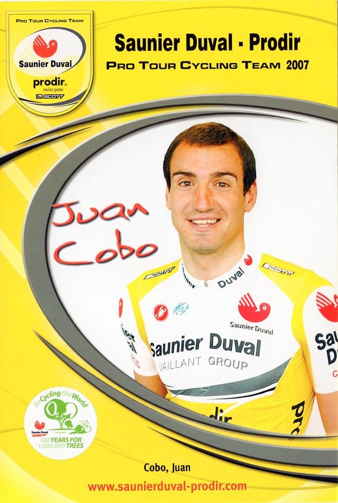 Juan Cobo - Saunier Duval Prodir 2007