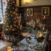 Ightham Mote , Great Hall, ready for Christmas by neilalderney123
