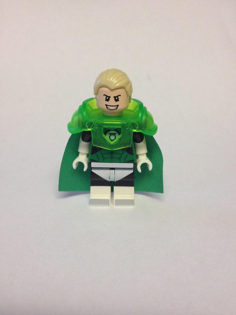 Frank Laminski (as a Green Lantern)