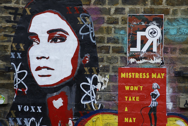 Brick Lane Lady