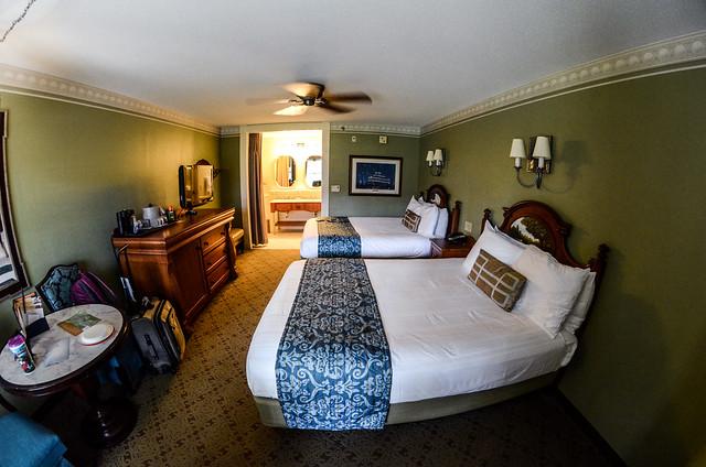 Room Port Orleans