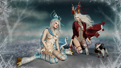 Icy Fauns