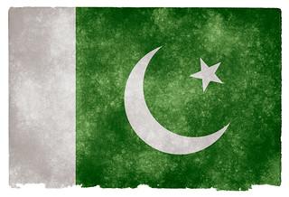 Islamic Republic of Pakistan Flag