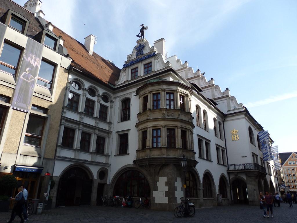 Hofbrauhaus - Antica birreria di Monaco di Baviera