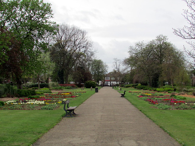 Header of Albert Park