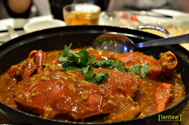 Jumbo Seafood - Chili Crab