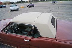 65 Ford Mustang GT Retractable Hardtop