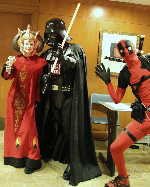 StarFest 2014 Brings Celebrities, Cosplay, And Uniquely