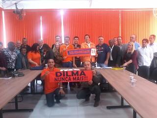 Reunião com pré-candidatos de São Paulo organiza o partido para a Convenção do dia 21