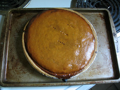 Pumpkin Pie for Victoria Day