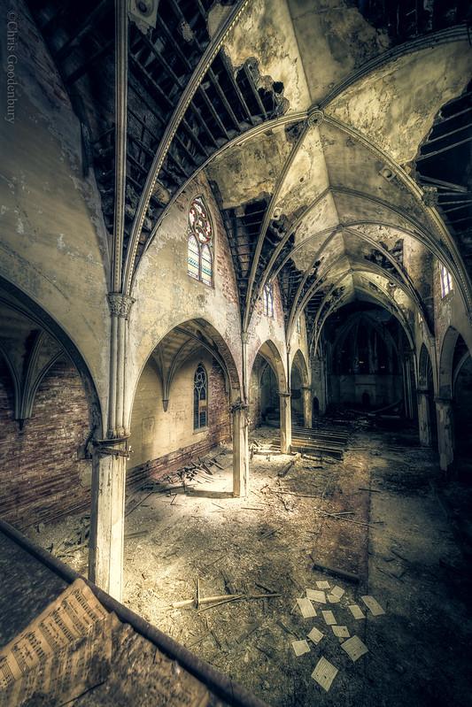 A Hymn to Desolation | Hightower Church