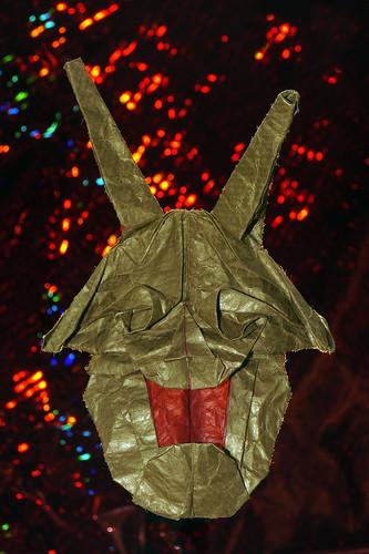 Origami 'Namanari' (Tomoko Fuse)