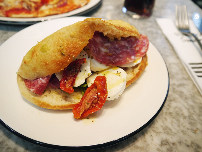 pizza express summer 2014 lunch menu review 3