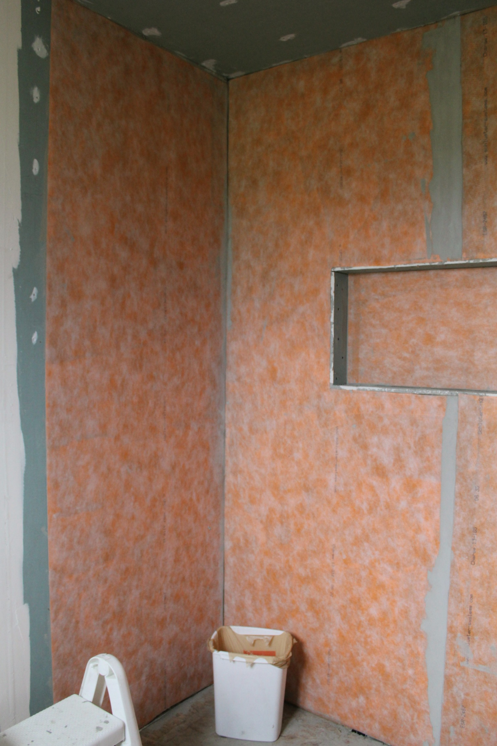 kerdi shower membrane
