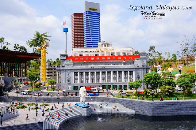 Legoland Malaysia 04 Miniland 05