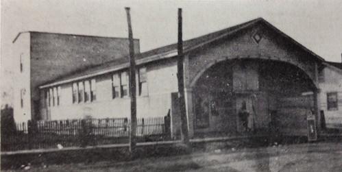illinois theater theatre sandoval vintagephoto airdome