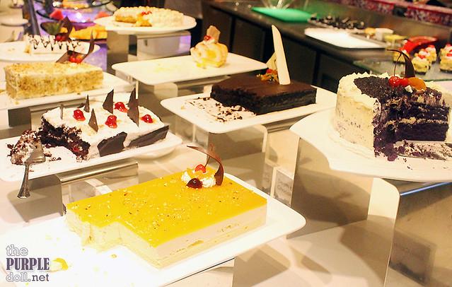 Cakes at Vikings