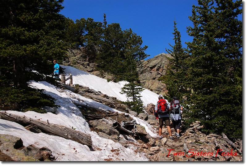 Twin Sisters Peaks 登山步道 2