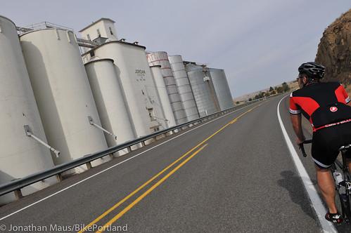 Treo Bike Ranch trip day 3 - Hardman to Columbia River-15