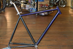 57cm Repainted road bike $65.jpg