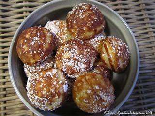 ©Æbleskiver - Apfelkrapfen  - Apple Dumplings 002